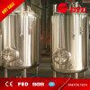 машина винзавода 1000L, чайник Brew нержавеющей стали/ферментер пива/бак пива яркий