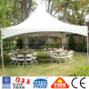Party Garden Wedding Gazebo Pole Structure Alumínio Tent 6X6 M