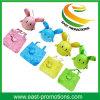 Хозяйственная сумка Nylon складного симпатичного кролика форменный складная