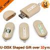 Mecanismo impulsor de madera al por mayor muy caliente de memoria Flash del USB
