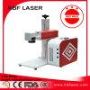Machine portative de borne de laser de fibre en métal de la vente 2016 chaude pour le bijou/iPhone/montre/électronique
