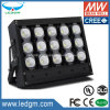 Cer RoHS FCC 150W Black LED Tunnel Light Made von USACREE Chip