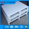 Puder-Beschichtung-Hälften-Verbreitungs-Stahlladeplatte für Speicherzahnstange