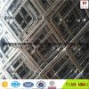 Decoração ou construção de malha metálica expandida com alta qualidade