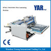 Máquina semiautomática del laminador de la película de la alta calidad para el solo papel lateral