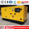 генератор 3 участков тепловозного Genset 100kVA электричества 80kw молчком
