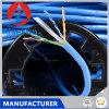 AWG dell'AWG 24 dell'OEM rotonda 23 del gatto 6 Cat6e CAT6A del ftp CAT6 di UTP 4 accoppiamenti del rame Bc del CCA CCS del collegare della rete di Ethernet di lan del PVC del cavo nudo solido interno dell'interno di comunicazione