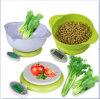 Escala Caring da bacia da cozinha de Digitas da saúde assistente da cozinha