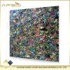 Materiali da costruzione cucina e mattonelle di mosaico madreperlacee delle coperture del piatto dell'aliotide di Backsplash della stanza da bagno per la decorazione della parete