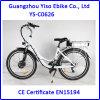 Dame Cross Electric Bicycle mit Rahmen der Aluminiumlegierung-700c
