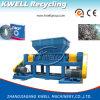 Trinciatrice dell'asta cilindrica del doppio del film di materia plastica/tagliuzzatrice di plastica