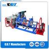 63-160 HDPE PPの油圧プラスチック管のバット融接機械