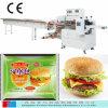 Empaquetadora automática del flujo del pan de Pita del precio barato