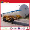 LPG Tank para Gas Transportation Semi Trailer