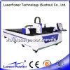 Machine de découpage inférieure de forte stabilité de laser de fibre de coût d'exécution pour des métaux