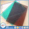 Het gekleurde Plastic Blokkerende Comité van PC van het Dakwerk Bendable Stevige
