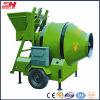 Mezclador de cemento manual con el motor--JZM400