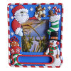 3D Christmas Gifts Soft PVC Photo Picture Frame