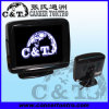 3.5 Car Rearview Backup Dashboard Reversing LCD Monitor Screen Display, Car Rearview Camera and Parking Sensor Is Optional (RVM350B)