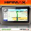 4.3 인치 휴대용 GPS 항해자 (GPS-043P)
