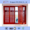 63.5mm Louver d Mould l Frame Wood Shutters