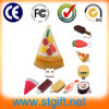1GB~64GB memoria Flash del USB del USB Flash Drive Fruit Pizza Shape