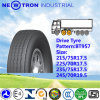 Good de alta velocidad Road Drive Largo-Distance Truck Tyre 215/75r17.5