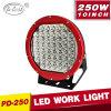 Australië Warehouse 10  225W LED Driving Light, 4X4 LED Driving Light, van Road Light