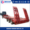 50t 60t Lowbed Semi Trailer
