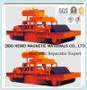 Separatore elettromagnetico a pulizia automatica a circolazione forzata dell'olio di serie di Rcdeq per porta di trasporto di carbone, impianti termoelettrici su grande scala, miniera
