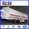 China 3axle 45000 Liter Heizöl-Tanker-Schlussteil-