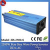 2500W gelijkstroom aan AC Pure Sine Wave Power Inverter
