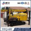 400m Profundidad DFQ-400 DTH Roca El agua de perforación Rig Máquina