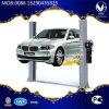 levage hydraulique automatique de véhicule de poste 4000kg deux