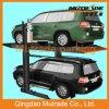 Sistema simple del estacionamiento de la elevación del coche de poste de Mutrade dos
