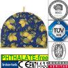 Réchauffeur confortable de théière de tissu de fleur de chemise de cuvette
