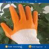 Работая перчатки перчаток перчаток оптом отрезанные PVC упорные дешево садовничая защитные