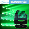 36X12.8W RGBW Quad New LED Wash Moving Head
