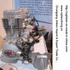 Cg200, 200cc, Motorcycle Engine con Air Cool, Four Stroke