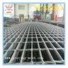 Black/non trattato Plain/Steel Grating per Construction