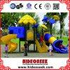 Apparatuur van de Spelen van het Pretpark van de Speelplaats van de Kinderen van de fabrikant de Openlucht