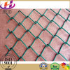 Clôture bon marché de maillon de chaîne de frontière de sécurité bon marché enduite de ferme de PVC