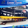 2*20ft/40ft Container Flatbed Truck Semi Trailer Chassis