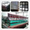 Linha de produção Grating máquina da tampa corajoso da fibra de vidro de GRP FRP
