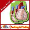 Notas da vara do coração, 2 folhas Pack-100 por o bloco (440043)