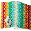 Напечатанное хлопком полотенце пляжа одеяла пляжа велюра