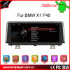Estéreo do carro Android 4.4 de Subwoofer 10.25 do carro do  para a conexão de BMW X1 F48 GPS Navigatior WiFi, Internet 3G
