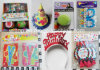 Happy Assorted Birthday Hat, Banner e Crown ecc (DA002)
