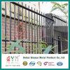 倍によって溶接されるワイヤー868 /656の塀のパネルによって電流を通される対の鉄条網のパネル