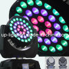 36PCS 10W RGBW 4in1 de lavado Anillo LED de luz de DJ